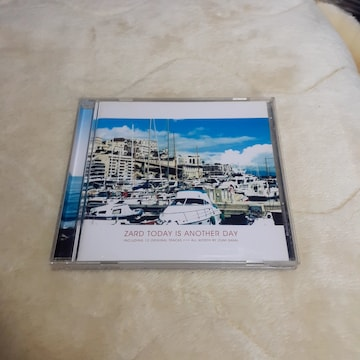 ZARD/ today is Another day  CD アルバム