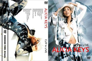 ALICIA KEYS PV & LIVE アリシアキーズ プロモ集