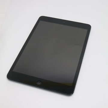●判定○●美品●iPad mini Wi-Fi+cellular16GB ブラック●
