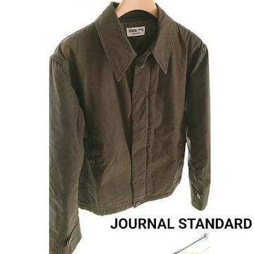 JOURNAL STANDARD ミリタリー ジャケット ブルゾン カーキ M