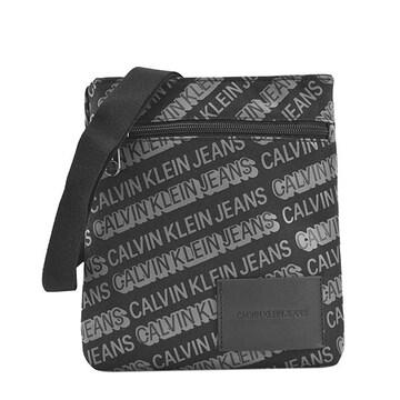 ◆新品本物◆カルバンクラインジーンズ ショルダーバック(BK)『K50K505822』◆
