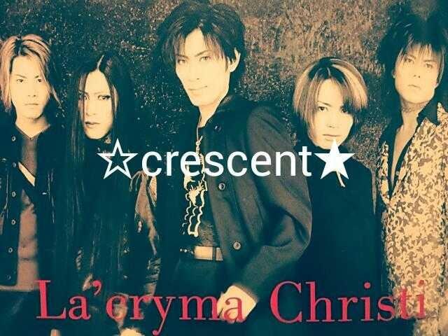 La'cryma Christi/切り抜き/1999年  < タレントグッズの