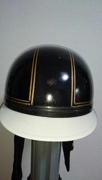 コルク半ヘルメット