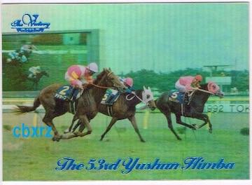 ビクトリー99 第53回優駿牝馬 アドラーブル 競馬cy-04