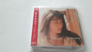 ZARD/forever  you   10曲収録 帯付きアルバム