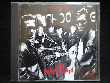 ブラックキャッツ 第3倉庫 ONE NIGHT SHOW 1992年盤 TKCA-30535 中古