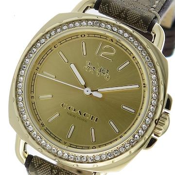 COACH ティタム クオーツ レディース 腕時計 14502770