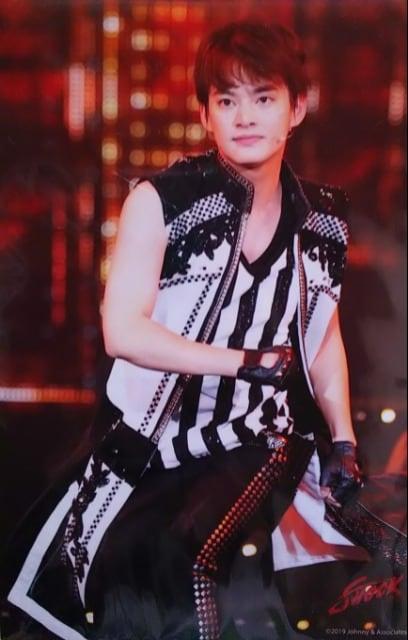 中山優馬(^-^)/☆EndlessShock2019ステージフォト  < タレントグッズの