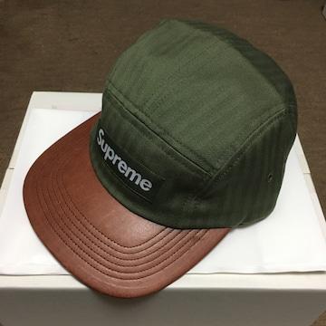 SUPREMEシュプリームCAMPCAPキャンプキャップ帽子