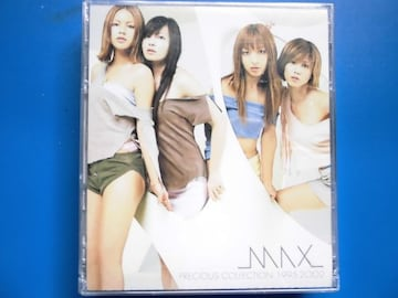 MAX 2枚組 PRECIMUS COLLECTION 1995-2002