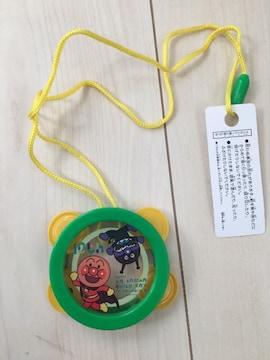 アンパンマンミュージアム タンバリン 非売品 アンパンマン おもちゃ