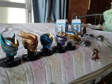 仮面ライダー マスクコレクション♪ 多数有★