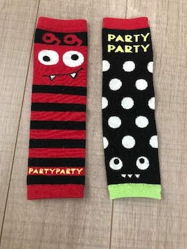 PARTYPARTYベビ人気レッグウォーマー