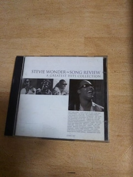 ★【CD】 STEVIE WONDER 〜 SONG REVIEW  スティービーワンダー 2枚組●