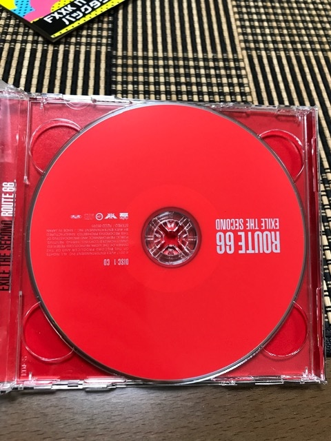 ROUTE66初回限定CD+DVD帯つきEXILE the second美品 < タレントグッズの