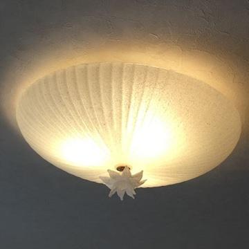 イタリア ムラーノガラス 天井照明 シャンデリア