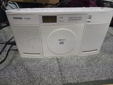 東芝CDラジオ(電源コード付)