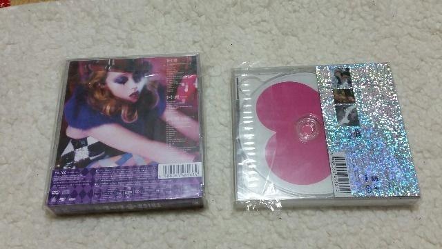 倖田來未「secret」「TRICK」初回限定CDアルバム < タレントグッズの