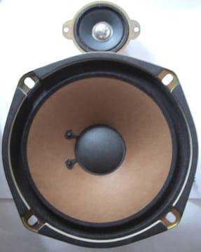 CLARION/16cm2ウェイ用スピーカー未使用品R-L4本組完動