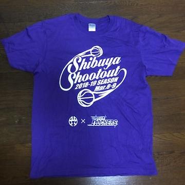サンロッカーズ渋谷 Tシャツ