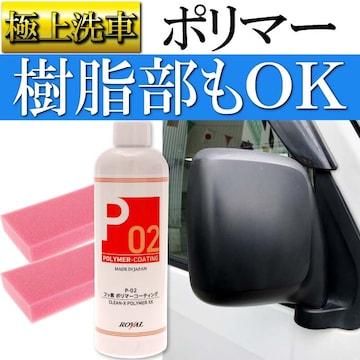 樹脂部もコーティングOK P02 フッ素ポリマーコーティング ro014