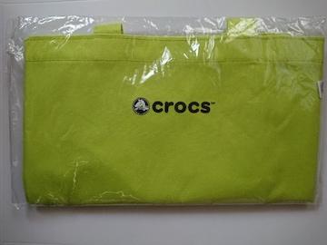 crocs クロックス トートバッグ