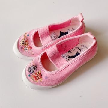 【送料無料】アンパンマンシューズ バレーシューズ/靴15cm