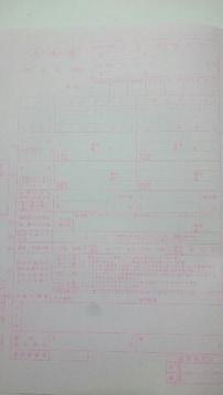S Cawaii 2017年9月号付録 ピンクの婚姻届 ちぴプロデュース 新品