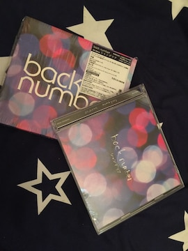 バックナンバー アルバム シャンデリア 初回盤 DVD付き
