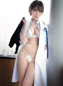 ■朝比奈祐未■ビキニ水着 美巨乳 グラマー 生写真(即決)6