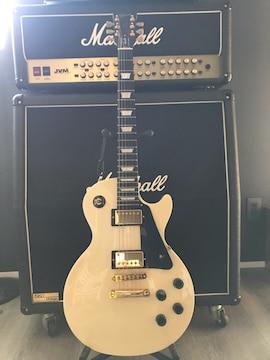 極上 Gibson Les Paul studio ギブソン レスポール スタジオ 白