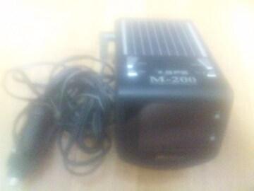 M-200 ソーラー&GPS&2インチカラー画面