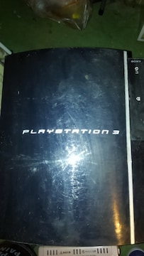 PS3 プレイステーション3本体  CECHL00 ジャンク扱い