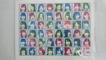 AKB48 びっくり顔マウスパッド
