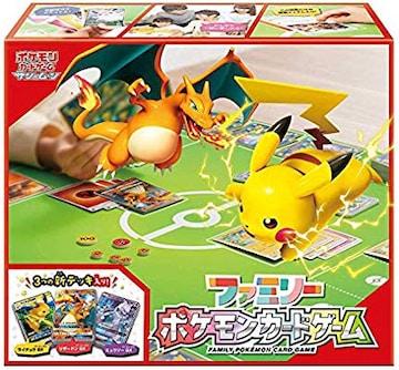 ポケモンカードゲーム サン&ムーン ファミリーポケモンカード