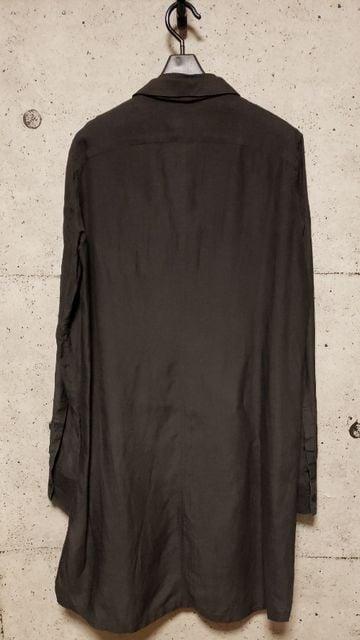 MAJULIUSエムエーユリウス  アタッチドカラーシャツ  2 < ブランドの
