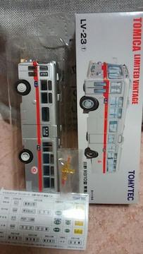 トミカ リミテッドヴィンテージ日野 RB10型 東急バス 未使用 新品 限定品