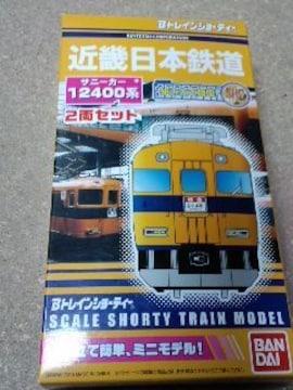 �CBトレインショーティー 近畿日本鉄道サニーカー 2両セット