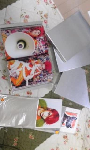 X JAPAN hide 最後の写真集 限定プレミアム  < タレントグッズの