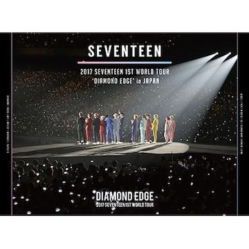 即決 SEVENTEEN DIAMOND EDGE in JAPAN 2DVD HMV限定 新品
