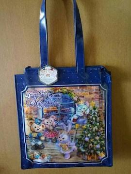 2017.11.2発売★クリスマス★ダッフィー★トートバッグ
