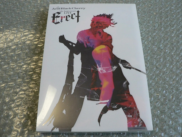 Acid Black Cherry/5th Anniversary Live Erect【2DVD】他に出品  < タレントグッズの