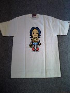 APE†フィギアキャラクタープリントTシャツ†††