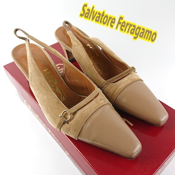 Ferragamo フェラガモ パンプス