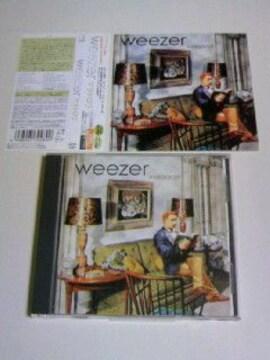初回限定盤 CD マラドロワ weezer / 洋楽 ウィーザー ステッカー付 アルバム
