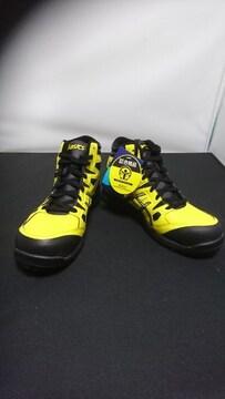 新品:アシックス:安全靴CP105/26.5�p