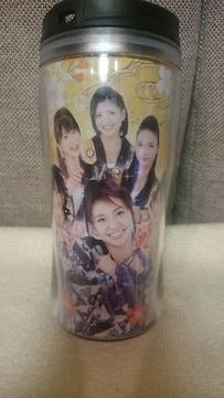 未使用 銭形平次 AKB48 チームZ タンブラー 大島優子  京楽