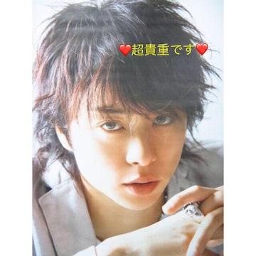 新品未使用★嵐 櫻井翔 ソロコン THE SHOW★ポスター