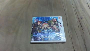 【新品3DS】世界樹の迷宮�X 5