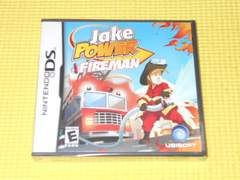 DS★Jake POWER FIREMAN